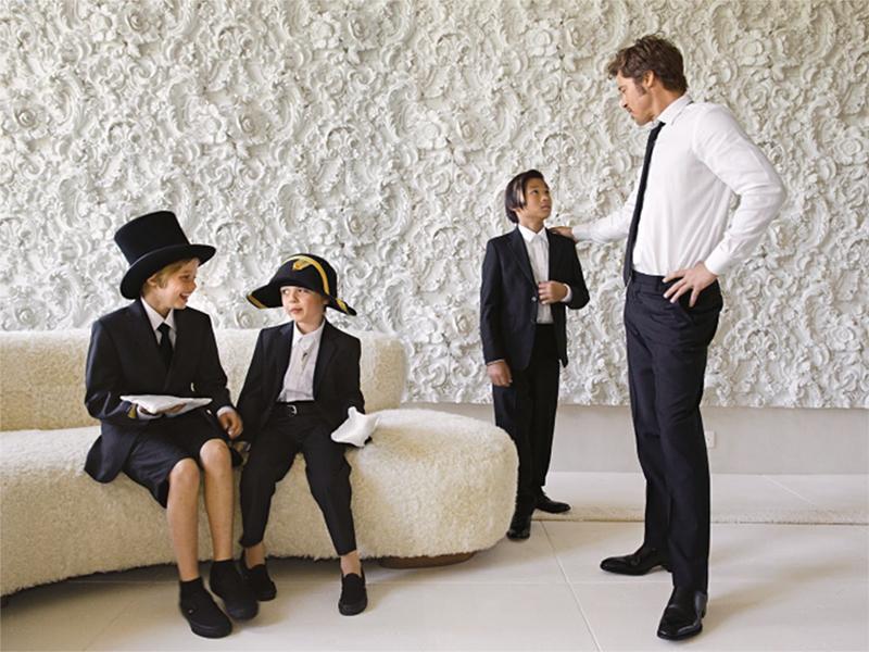 Fofoca: Brad Pitt agora é acusado de violência contra seus filhos ...