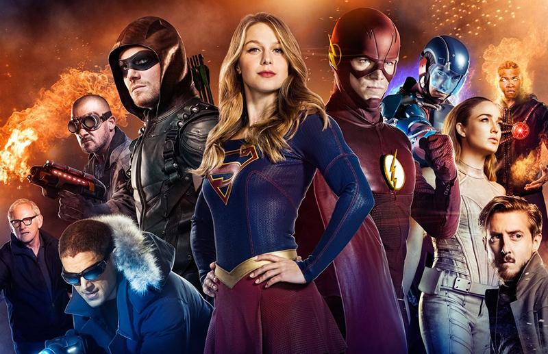 Crossover das séries de super-heróis da DC será motivado por ...