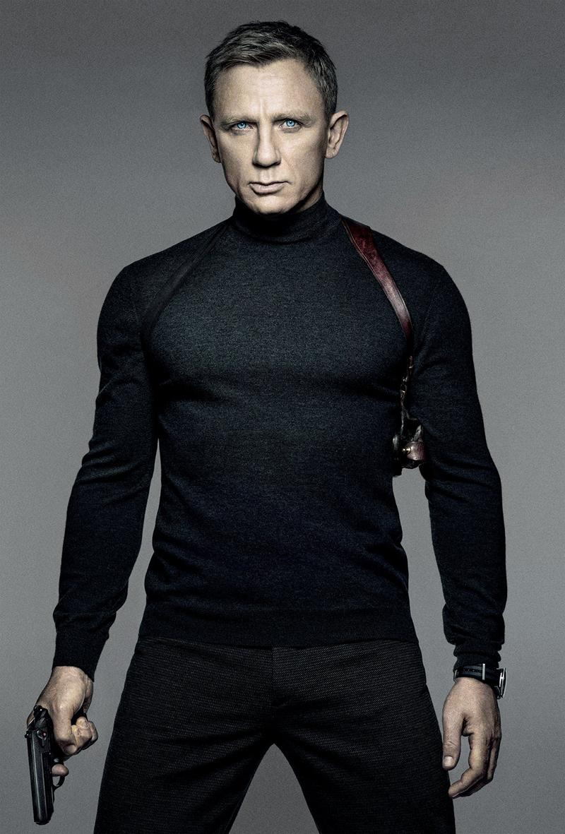 Daniel Craig teria recebido proposta de US$ 150 milhões para continuar como James Bond   Pipoca Moderna