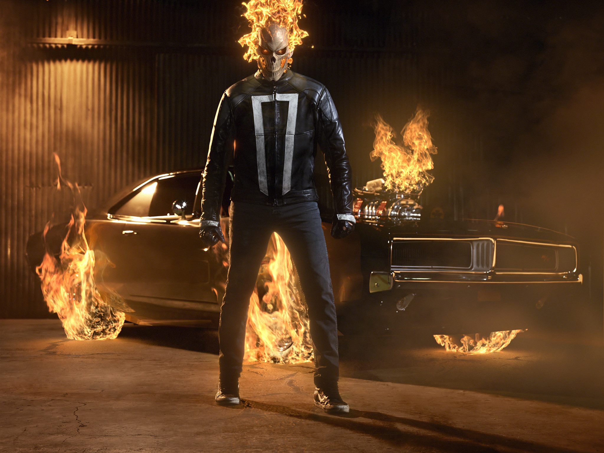 Ghost Rider - Agents of SHIELD