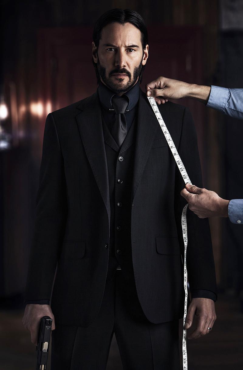 De Volta ao Jogo 2: Veja Keanu Reeves no pôster da continuação ...