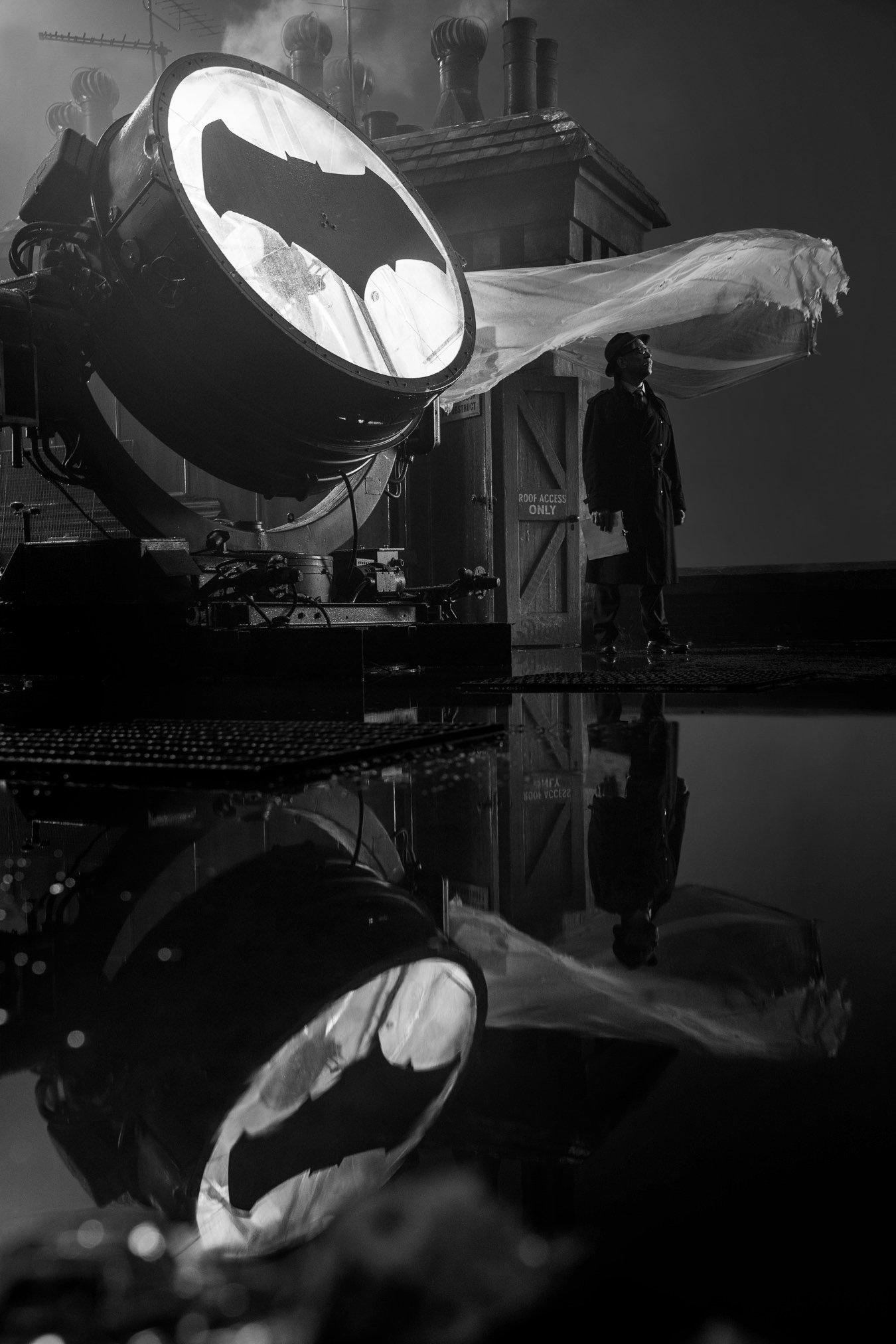 Liga da Justiça: Veja a primeira foto de J.K. Simmons como o ...