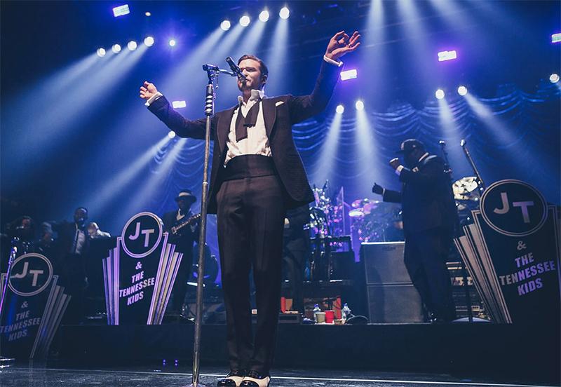 Documentário da turnê de Justin Timberlake ganha trailer - Pipoca ...