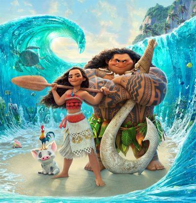 Moana: Veja quatro vídeos dos personagens da nova animação da Disney