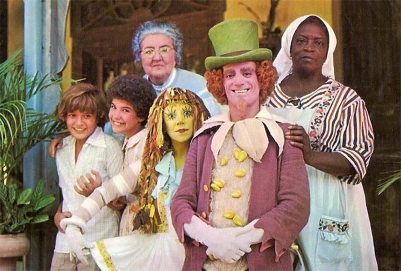 Sítio do Picapau Amarelo vai ganhar nova versão televisiva - Pipoca ...