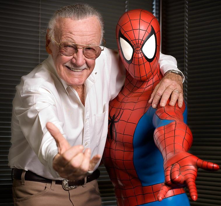 Stan Lee já filmou suas participações para os próximos quatro ...