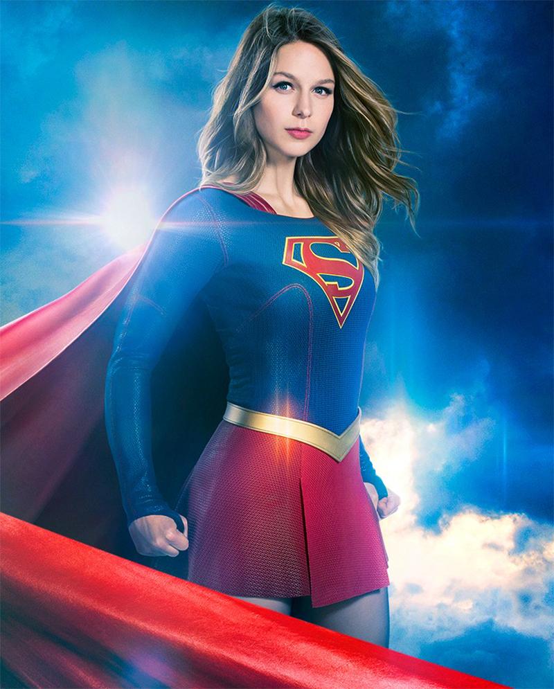 Supergirl bate recorde de audência com a estreia mais vista da ...