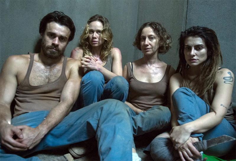 Supermax: Veja uma prévia de 17 minutos da série de terror da Globo