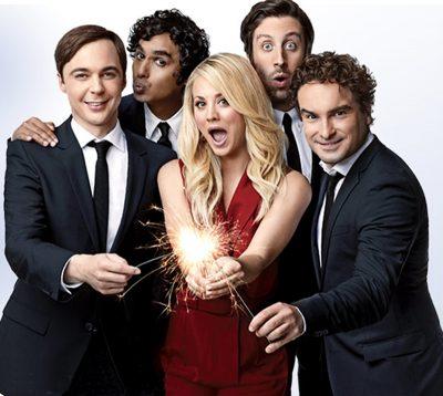 Série The Big Bang Theory é renovada para mais duas temporadas