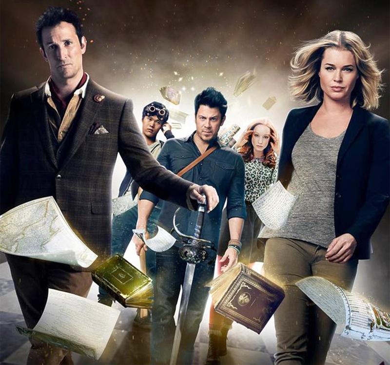 The Librarians: 3ª temporada da série de fantasia ganha trailer ...