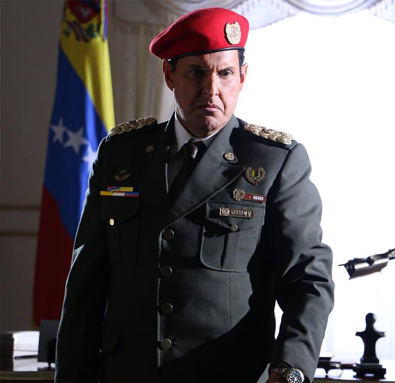El Comandante: Trailers da série mostram Hugo Chávez violento e ...
