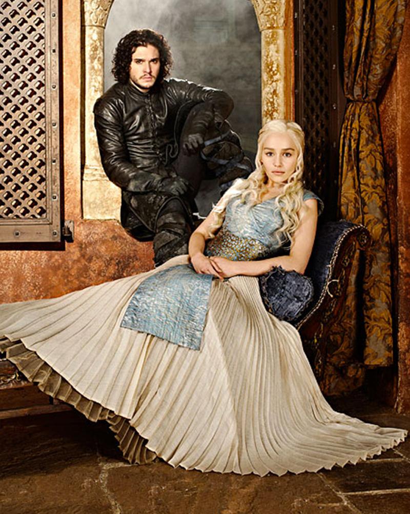 Game of Thrones: Aguardado encontro de Jon Snow e Daenerys é ...