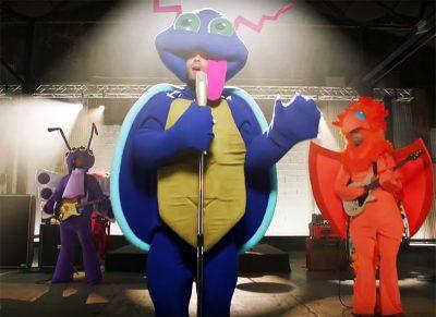 Banda Maroon 5 vira personagem de Pokemon Go em clipe com comediantes famosos