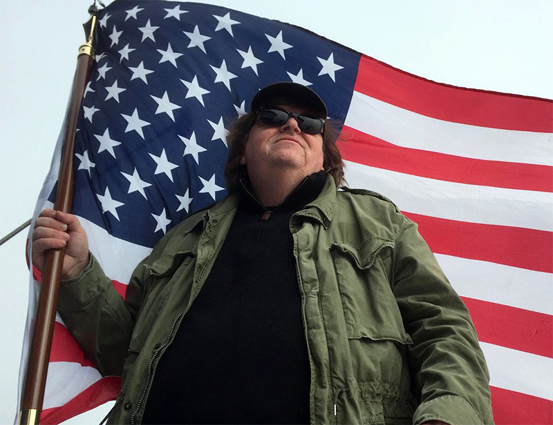 Michael Moore lança documentário surpresa contra Donald Trump ...