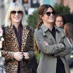 Sandra Bullock e Cate Blanchet são flagradas nas filmagens do spin-off de Onze Homens e um Segredo