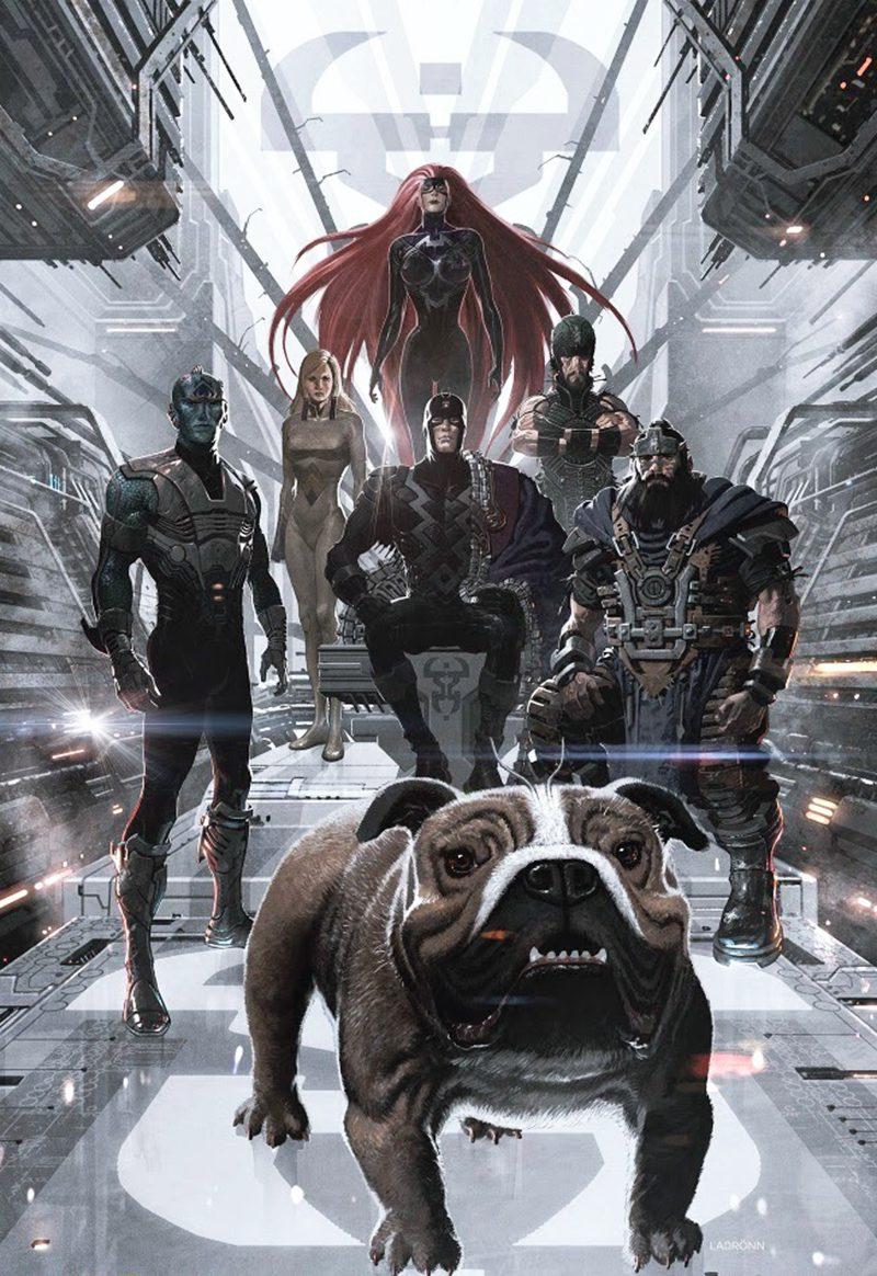 Marvel vai lançar série de Os Inumanos em 2017… em IMAX!