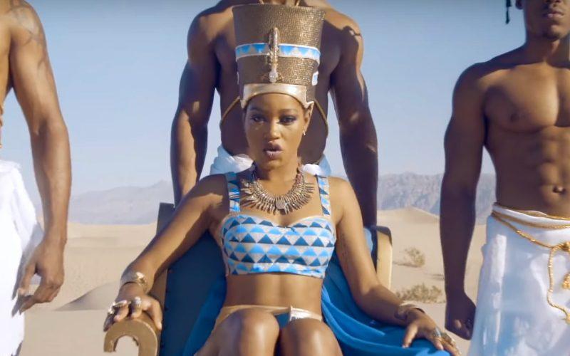 Keke Palmer lança disco visual para retomar a carreira de cantora