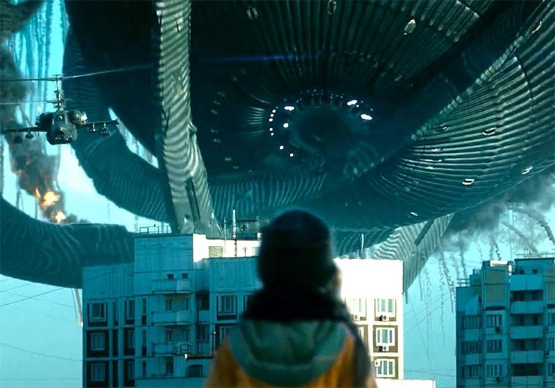 Attraction: Superprodução russa sobre invasão alienígena ganha novo trailer