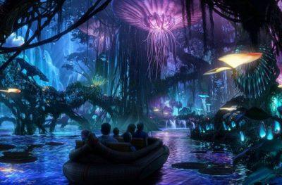Parque temático de Avatar ganha comercial e vídeo de bastidores