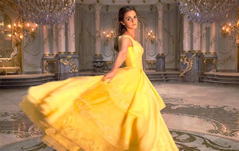 A Bela e a Fera: Primeiras fotos oficiais destacam Emma Watson e uma Fera caricatural