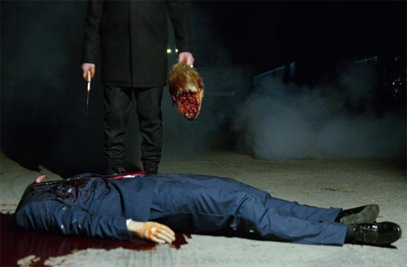 Marilyn Manson decapita Trump em novo clipe