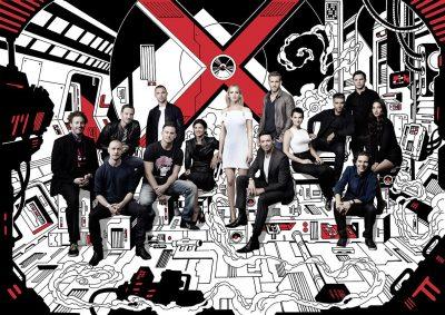 Fox pretende lançar quatro filmes de super-heróis mutantes no período de um ano
