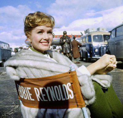 Debbie Reynolds (1932 – 2016)