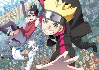 Série animada do filho de Naruto ganha primeiro teaser