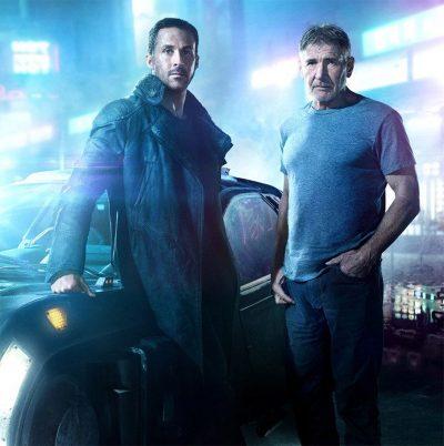 Ryan Gosling encontra Harrison Ford em oito fotos da continuação de Blade Runner