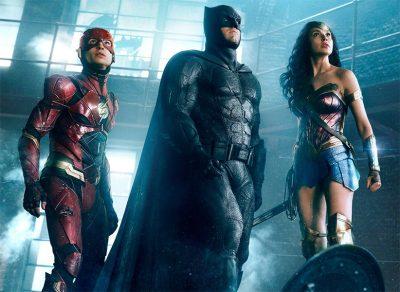 Mulher Maravilha e a Liga da Justiça ganham novas fotos