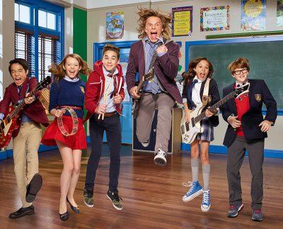 Série infantil baseada no filme Escola de Rock é renovada para sua 3ª temporada