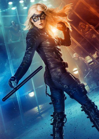 Katie Cassidy vai voltar ao elenco fixo de Arrow