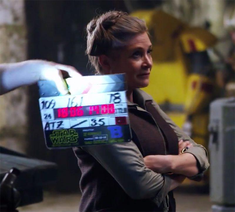 Morte de Carrie Fisher coloca em discussão o destino da General Leia em Star Wars