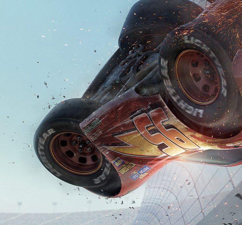Teaser dublado estendido e vídeos de personagens introduzem a trama de Carros 3