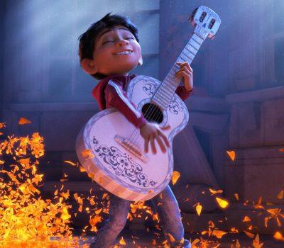 Fotos destacam o protagonista da próxima animação da Pixar