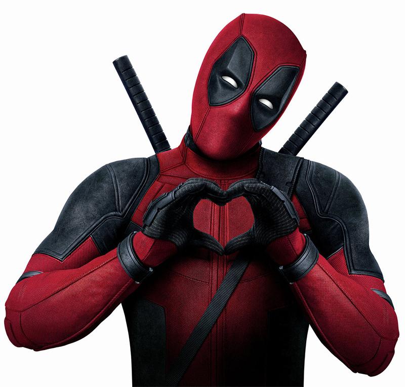 Deadpool parabeniza Vingadores nas redes sociais