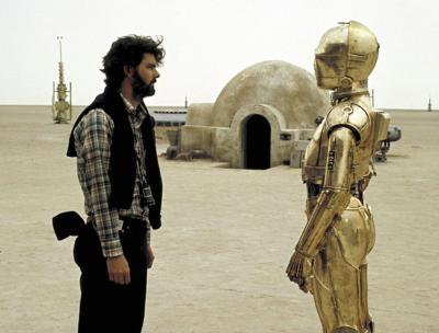 George Lucas vai virar personagem da série Legends of Tomorrow