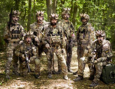 Série Six, sobre a tropa de elite da Marinha americana, é renovada para sua 2ª temporada