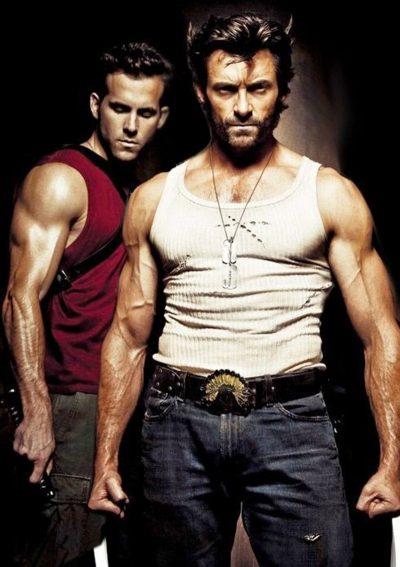 Ryan Renolds decidiu convencer Hugh Jackman a fazer um filme de Deadpool e Wolverine
