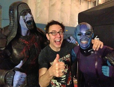 Diretor declara que trailer de Guardiões da Galáxia Vol. 2 é o mais visto da história da Marvel
