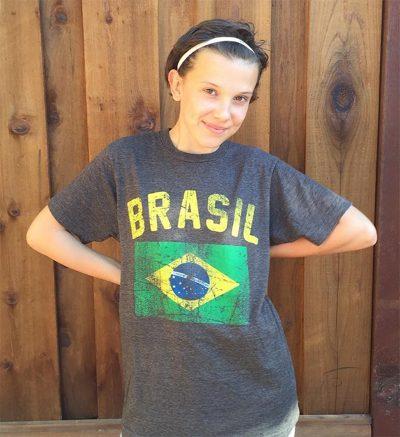 Estrela de Stranger Things virá ao Brasil em maio