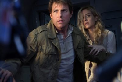 Trailer de A Múmia revela porque a Universal contratou Tom Cruise para o papel principal