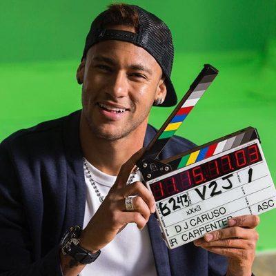 xXx: Neymar diz apenas duas frases e explode em sua estreia no cinema