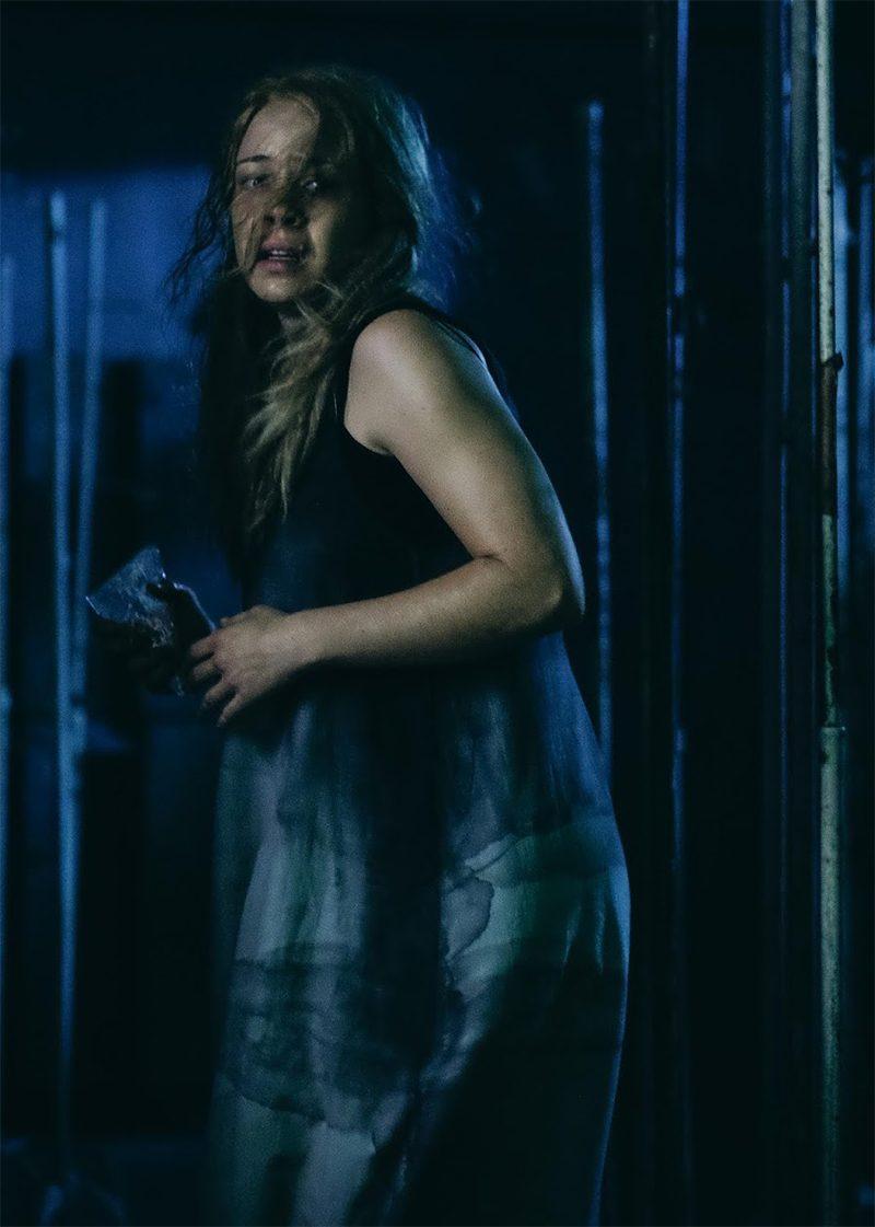 Trailer de terror com Leandra Leal não parece produção brasileira