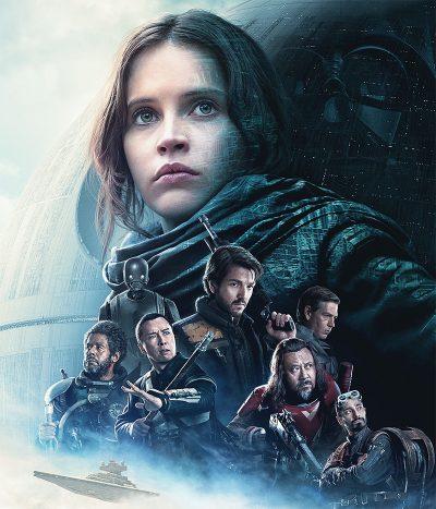 Rogue One ultrapassa US$ 1 bilhão em bilheteria mundial