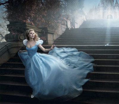 Scarlett Johansson revela que seu sonho é viver uma princesa da Disney