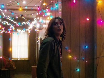 Stranger Things faz luzinhas de Natal esgotarem nas lojas
