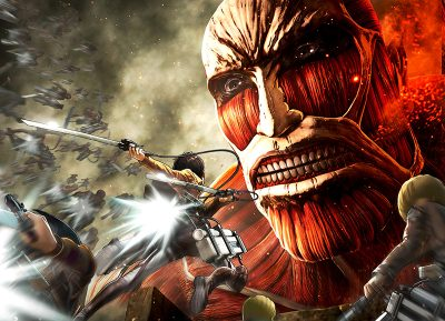 Mangá Ataque dos Titãs vai ganhar versão de Hollywood