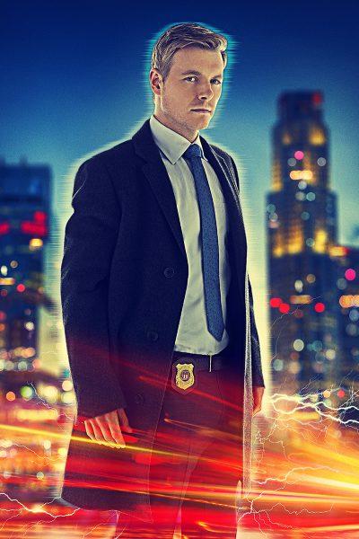 Rick Cosnett vai voltar a aparecer na série The Flash