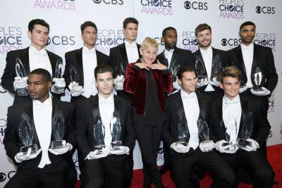 Com ajuda de Procurando Dory, Ellen DeGeneres quebra recorde de prêmios no People's Choice Awards